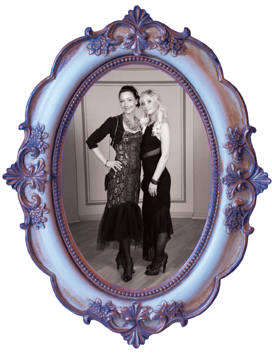 GFA Tone Sannerud and Anine Sannerud Nielsen 29.03.14